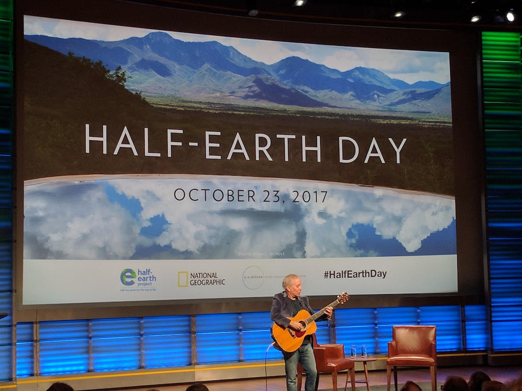 Half Earth day Paul Simon
